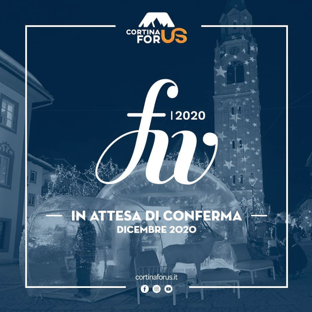CORTINA FASHION WEEKEND 2020
